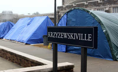 Do you agree with the NY Times that the money generated in Krzyzewskiville is way past crazy?
