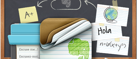 With incomparable text recognition to help you extend your brain's memory, Evernote becomes a go-to app