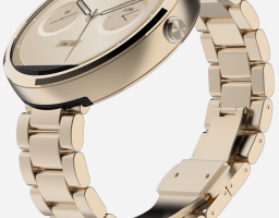 In some ways, the Moto 360 is a fashion statement