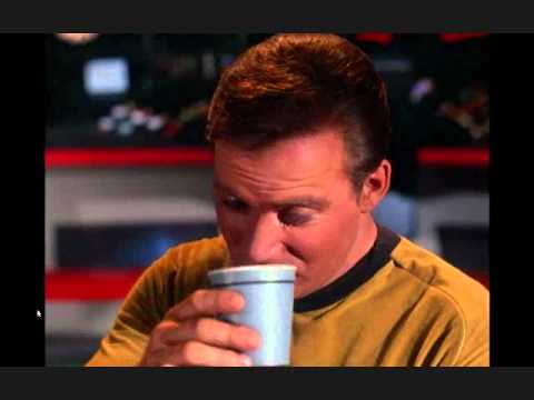 No, we're not mistaking Star Wars & Star Trek. We're just letting Captain Kirk have his coffee while he reads the Star Wars leadership article